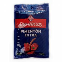 Pimentón Extra Dos Anclas x 25 g.