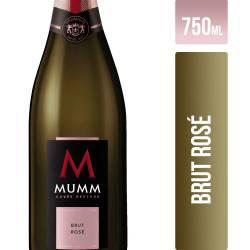 Vino Espumante Brut Rose (1827) Mumm x 750 cc.