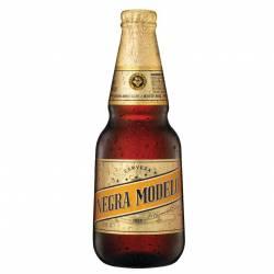 Cerveza Long Neck Negra Negra Modelo x 355 cc.
