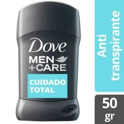 Antitranspirante Barra Clean Comfort Dove Men x 50 g.