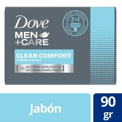 Jabón Tocador Clean Comfort Dove Men x 90 g.