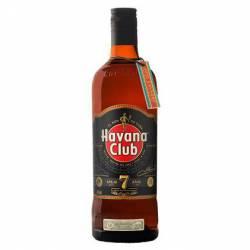 Ron Añejo 7 Años c/ Estuche Havana Club x 750 cc.