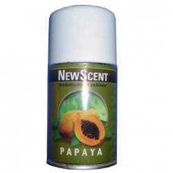 Aromatizante Ambiente Repuesto Papaya Newscent x 185 g.
