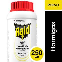 Insecticida Polvo Hormigas Raid x 250 g.