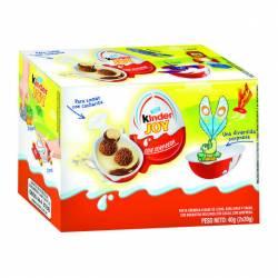 Bocadito Crema de Avella/Cacao c/Sorpresa Kinder Joy x 40 g.
