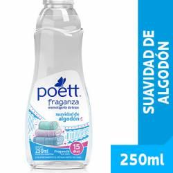 Perfume Ropa Suavidad Algodón Repuesto Poett x 250 cc.