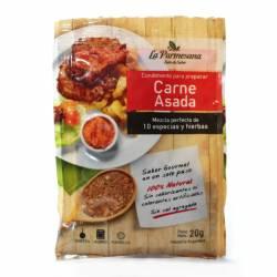 Condimento para Carnes La Parmesana x 25 g.