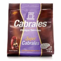 Café Tostado Súper Senseo Cabrales x 16 un.