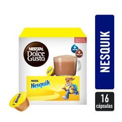 Chocolate Instantaneo en Cápsulas Nesq. Nescafé  Dolce Gusto x 16 un.
