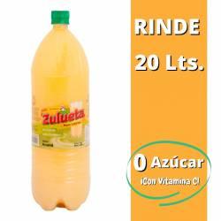 Jugo Concentrado Diet Ananá Zulueta x 2 Lt.