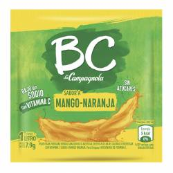 Jugo en polvo Mango -Naranja BC x 7 g.