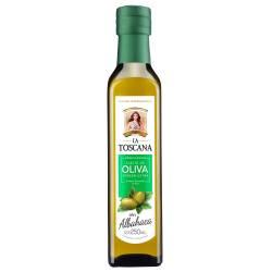 Aceite Oliva Extra Virgen c/Albahaca La Toscana x 250 cc.
