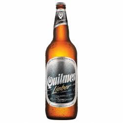 Cerveza Retornable s/Alcohol Lieber Quilmes x 1 Lt.