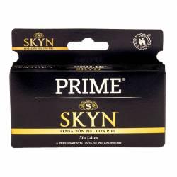 Preservativos Skyn sin Látex Prime x 6 un.