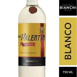 Vino Blanco Lacrado Don Valentín x 750 cc.
