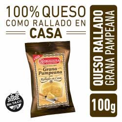 Queso Rallado Grana Pampeana La Serenísima x 100 g.