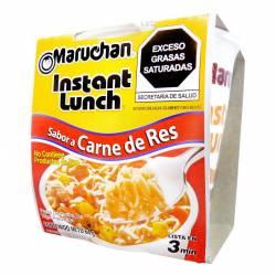 Fideos Listos s/Carne Lunch Maruchan x 64 g.