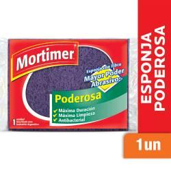Fibra Esponja Poderosa Mortimer x 1 un.