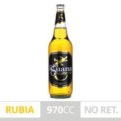 Cerveza NO Retornable Iguana Summer x 970 cc.
