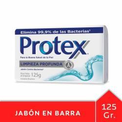 Jabón Tocador Limpieza Profunda Protex x 125 g.