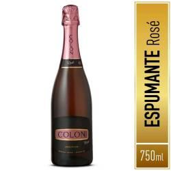 Vino Espumante Rose Colon x 750 cc.