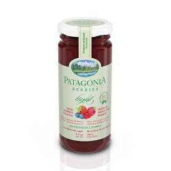 Dulce de Frutos del Bosque Light Patagonia Berries x 260 g.