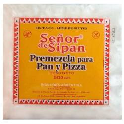 Premezcla para Pan y Pizza Señor de Sipan x 500 g.