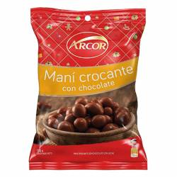 Maní c/Chocolate Crocante Arcor x 100 g.