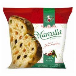Pan Dulce c/Frutas Marcolla x 500 g.