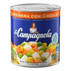 Jardinera de Verduras La Campagnola x 300 g.