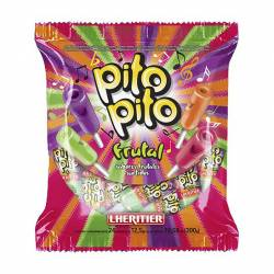 Chupetines Frutales Pito Pito Lheritier x 300 g.
