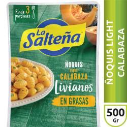 Ñoquis de Calabaza Light La Salteña x 500 g.