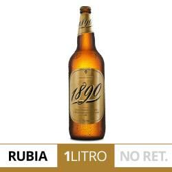 Cerveza Retornable 1890 x 1 Lt.