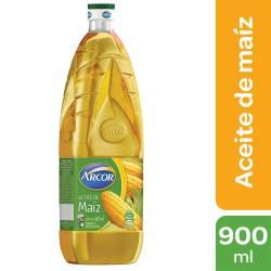 Aceite de Maíz Arcor x 900 cc.