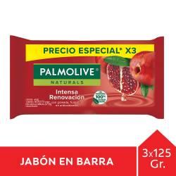 Jabón Tocador Granada Palmolive x 3 un.