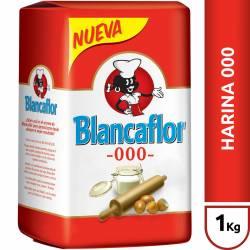 Harina de Trigo 000 Blancaflor x 1 Kg.