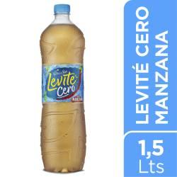 Agua s/Gas Manzana Levite Cero Villa del Sur x 1,5 Lt.