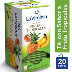 Té en Saquitos Frutas Tropicales La Virginia x 20 un.