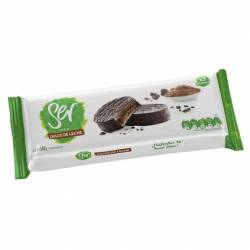 Alfajor de Chocolate Light Ser x 3 un. 141 g.