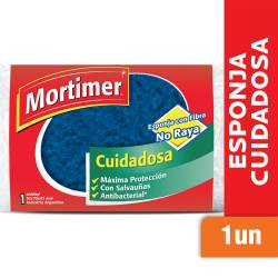 Fibra Esponja Cuidadosa Mortimer x 1 un.
