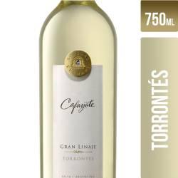 Vino Blanco Torrontés Gran Linaje Cafayate x 750 cc.