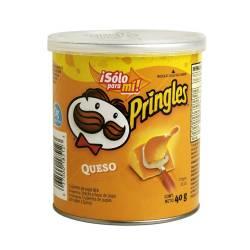 Papas Fritas sabor Queso Pringles x 40 g.