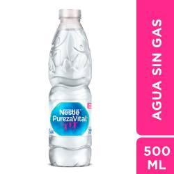Agua de Mesa s/Gas Nestlé x 500 cc.