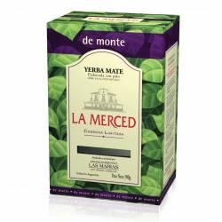 Yerba Mate c/Palo Monte La Merced x 500 g.