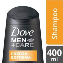 Shampoo 2 en 1 Fuerza Extrema Dove Men x 400 cc.