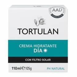 Crema Hidratante c/Filtro Solar Tortulan x 110 cc.