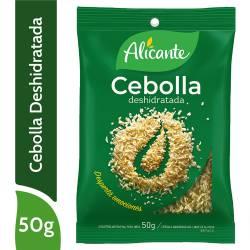 Cebolla Deshidratada Alicante x 50 g.