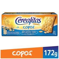 Galletitas Cereal Copos Cerealitas x 172 g.