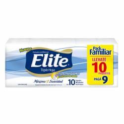 Pañuelos Papel Elite x 10 un.