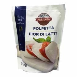 Queso Mozzarella Polpetta F.D.Latte Arrivata x 125 g.